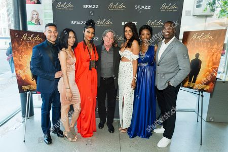 Editorial photo of 'Bolden' preview and party, San Francisco, USA - 01 May 2019