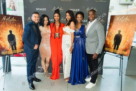 Editorial picture of 'Bolden' preview and party, San Francisco, USA - 01 May 2019