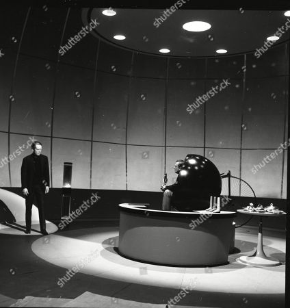 Editorial image of 'The Prisoner', Episode 1 Arrival, TV Show - 1967