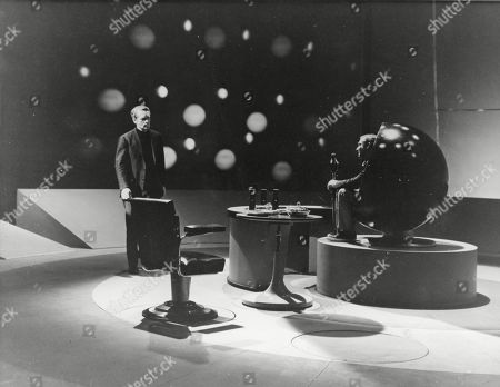 Editorial picture of 'The Prisoner', Episode 1 Arrival, TV Show - 1967