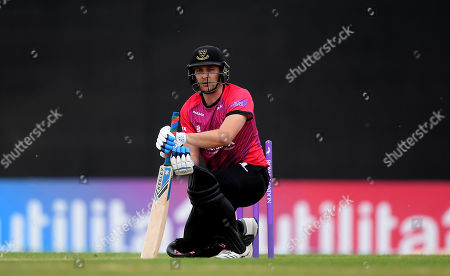 Editorial image of Hampshire v Sussex, Royal London One Day Cup, Cricket, Ageas Bowl, Southampton, UK. - 02 May 2019