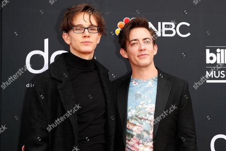 Editorial image of 2019 Billboard Music Awards, Las Vegas, USA - 01 May 2019