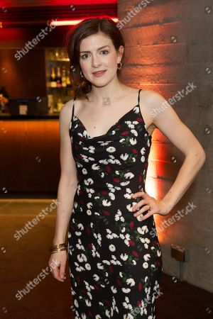 Editorial photo of 'Small Island' play opening night, Olivier Theatre, London, UK - 01 May 2019