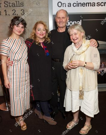 Editorial image of 'Small Island' play opening night, Olivier Theatre, London, UK - 01 May 2019