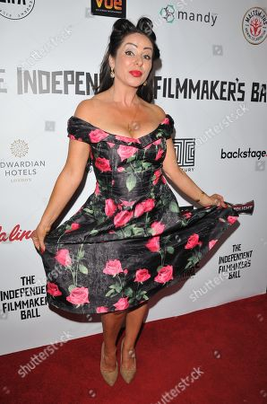 Editorial picture of The Independent Filmmaker's Ball, Cafe de Paris, Coventry Street, London, UK - 01 May 2019