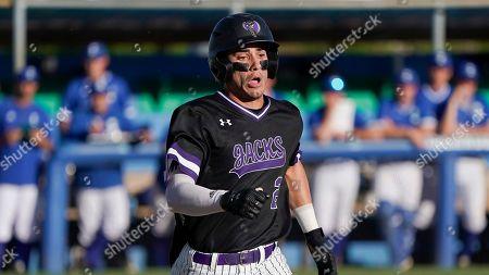 Editorial image of Stephen F Austin Baseball, Corpus Christi, USA - 19 Apr 2019