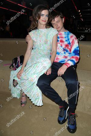 Anna Wood and Dane Dehaan