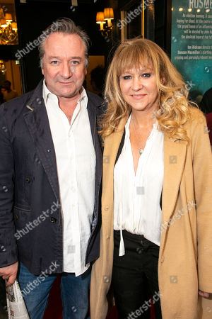 Neil Pearson and Sonia Friedman (Producer)