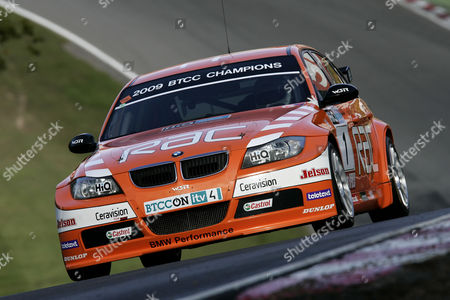 Andy Neate gets to test the British Touring Car Championship winning BMW 320 racing car