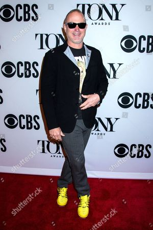 Editorial image of 73rd Annual Tony Awards Meet the Nominees Press Day, New York, USA - 01 May 2019