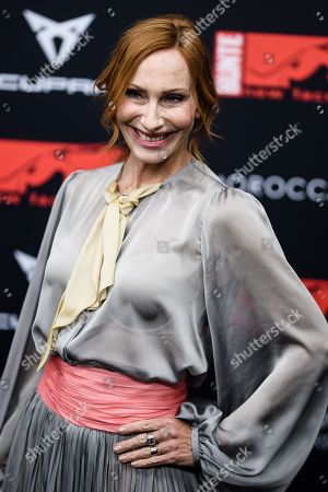 German actress Andrea Sawatzki attends the New Faces Award 2019 in Berlin, Germany, 02 May 2019. The New Faces Award is a young talent award that has been awarded since 1998 by the German weekly Bunte.