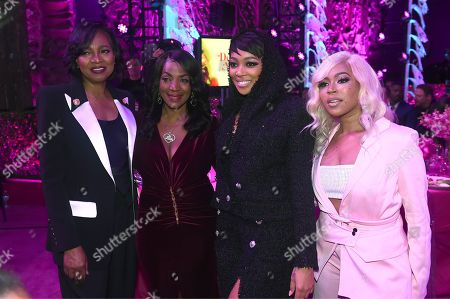 Editorial photo of VH1's Annual 'Dear Mama: A Love Letter to Mom', Show, Ace Hotel, Los Angeles, USA - 02 May 2019