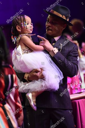 T I. and daughter Heiress Harris
