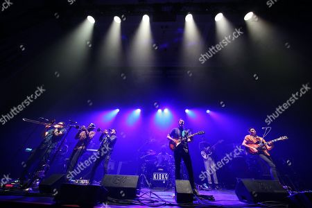 Editorial picture of Kioko in concert at the Usher Hall, Edinburgh, Scotland, UK - 2nd May 2019