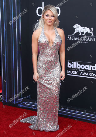 Editorial picture of Billboard Music Awards, Arrivals, MGM Grand Garden Arena, Las Vegas, USA - 01 May 2019