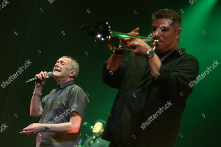 """UB40 in concert - """"For The Many"""" 40th Anniversary Tour - Duncan Campbell and Laurence Parry"""