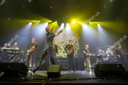 """UB40 in concert - """"For The Many"""" 40th Anniversary Tour - Duncan Campbell"""