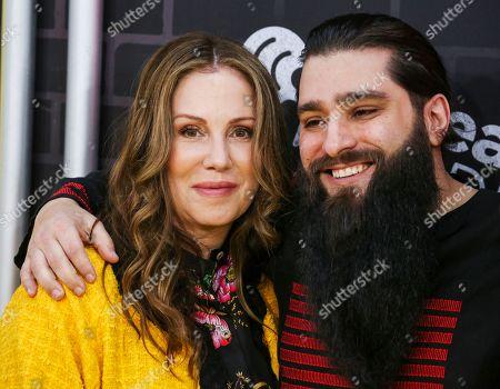 Mary Parent and Jordan Vogt-Roberts