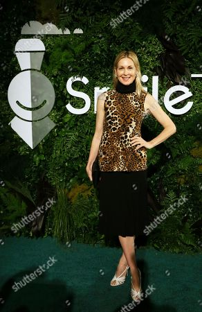Actress and Smile Train supporter Kelly Rutherford is pictured at Smile Train's 20th Anniversary Gala, in New York. Smile Train empowers local medical professionals to provide cleft surgery and comprehensive cleft care to children globally