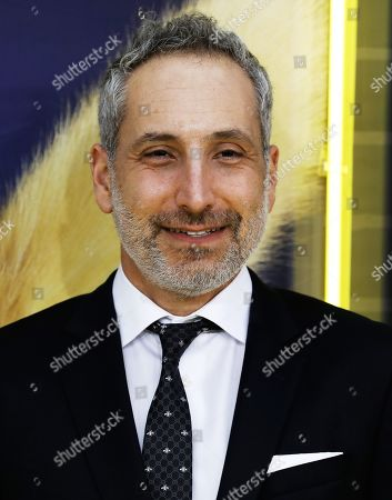 Rob Letterman attends the US premiere of the film 'Pokemon Detective Pikachu' in New York, New York, USA, 02 May 2019.