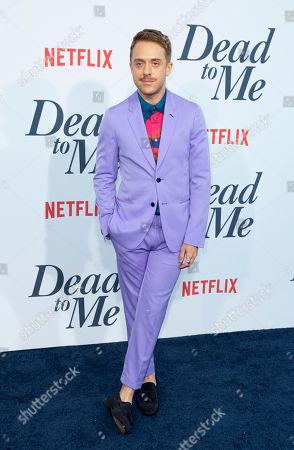 """Editorial photo of LA Premiere of """"Dead to Me"""", Santa Monica, USA - 02 May 2019"""