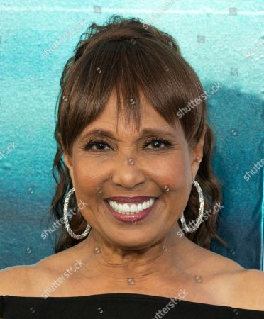 "Telma Hopkins arrives at the LA Premiere of ""Dead to Me"" at The Broad Stage, in Santa Monica, Calif"