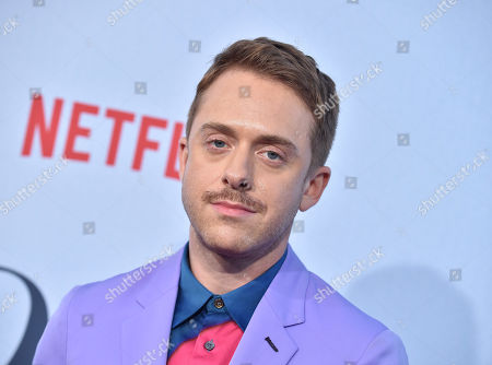 Stock Picture of Max Jenkins
