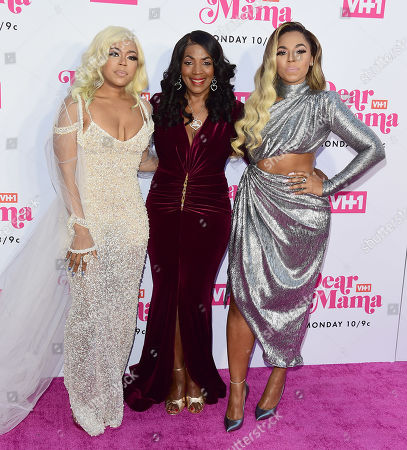 Shia Douglas, Tina Douglas and Ashanti