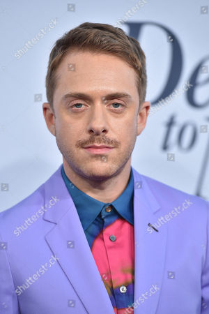 Editorial picture of 'Dead To Me' TV show premiere, Arrivals, Los Angeles - 02 May 2019