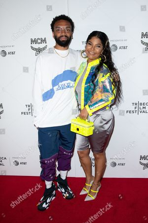 Editorial picture of 'The Remix: Hip Hop X Fashion' film premiere, Tribecca Film Festival, New York, USA - 02 May 2019