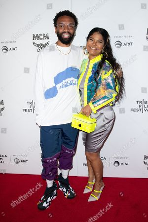 Editorial image of 'The Remix: Hip Hop X Fashion' film premiere, Tribecca Film Festival, New York, USA - 02 May 2019