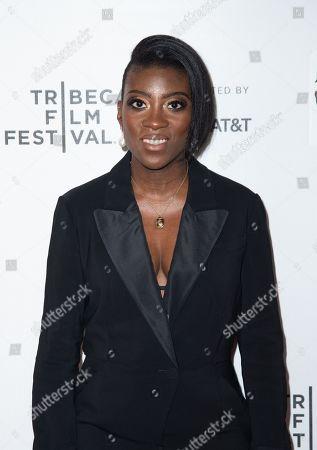Editorial photo of 'The Remix: Hip Hop X Fashion' film premiere, Tribecca Film Festival, New York, USA - 02 May 2019