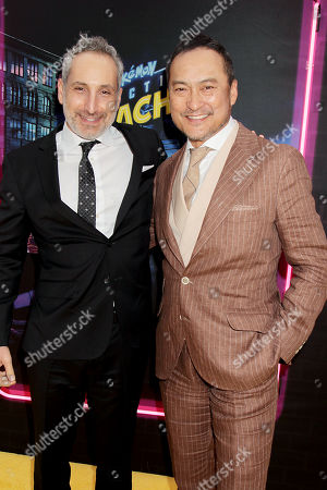 Rob Letterman and Ken Watanabe