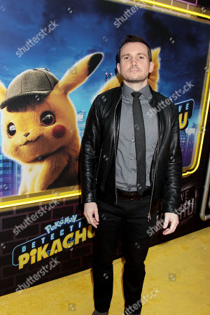 """Editorial photo of Red Carpet Arrivals at the U.S. Premiere of """"POKEMON DETECTIVE PIKACHU"""", New York, USA - 02 May 2019"""