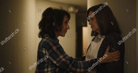 Andrea Martin as Bobbie and Mary Kay Place as Diane
