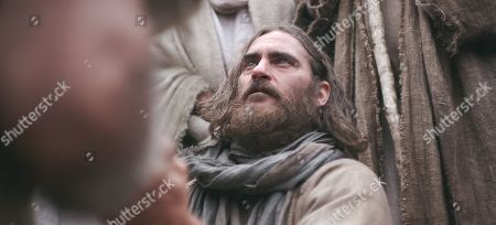 Joaquin Phoenix as Jesus
