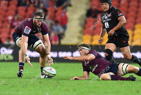 Editorial picture of Super Rugby: Reds vs Sunwolves, Brisbane, Australia - 03 May 2019