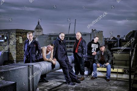 Timothy Spall as Terry Perkins, Geoff Bell as Carl Wood, Brian F O'Byrne as Basil, Kenneth Cranham as Brian Reader, David Hayman as Danny Jones and Alex Norton as Kenny Collins.
