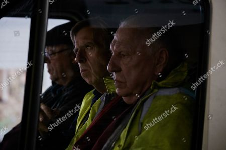 Alex Norton as Kenny Collins, Timothy Spall as Terry Perkins and Kenneth Cranham as Brian Reader.