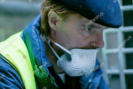 Brian F O'Byrne as Basil.