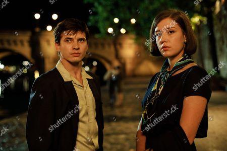 Oleg Ivenko as Rudolf Nureyev and Adele Exarchopoulosas as Clara Saint