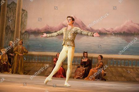 Oleg Ivenko as Rudolf Nureyev
