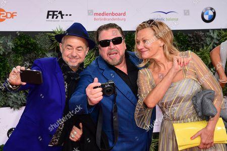 Editorial photo of 69th German Film Awards 2019 (LOLA) in Berlin, Germany - 03 May 2019
