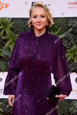Anna Maria Muehe attends the 69th German Film Awards 'LOLA' in Berlin, Germany, 03 May 2019. The most highly endowed cultural award in Germany is presented in 18 categories by the Deutsche Filmakademie (German film academy).