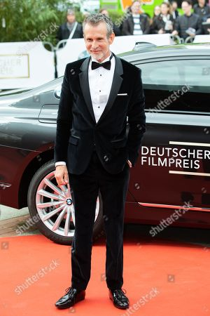 Stock Image of Ulrich Matthes attends the 69th German Film Awards 'LOLA' in Berlin, Germany, 03 May 2019. The most highly endowed cultural award in Germany is presented in 18 categories by the Deutsche Filmakademie (German film academy).