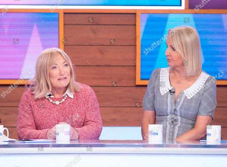 Kellie Maloney and India Willoughby