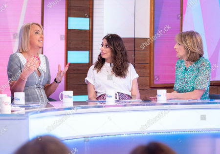 India Willoughby, Stacey Solomon and Kaye Adams