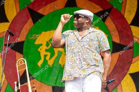 Big Sam - Sammie Williams