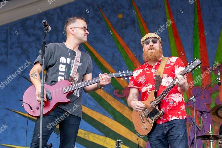 Editorial image of New Orleans Jazz and Heritage Festival, Day 5, New Orleans, USA - 02 May 2019