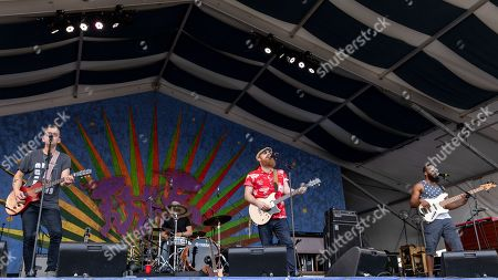 Editorial picture of New Orleans Jazz and Heritage Festival, Day 5, New Orleans, USA - 02 May 2019